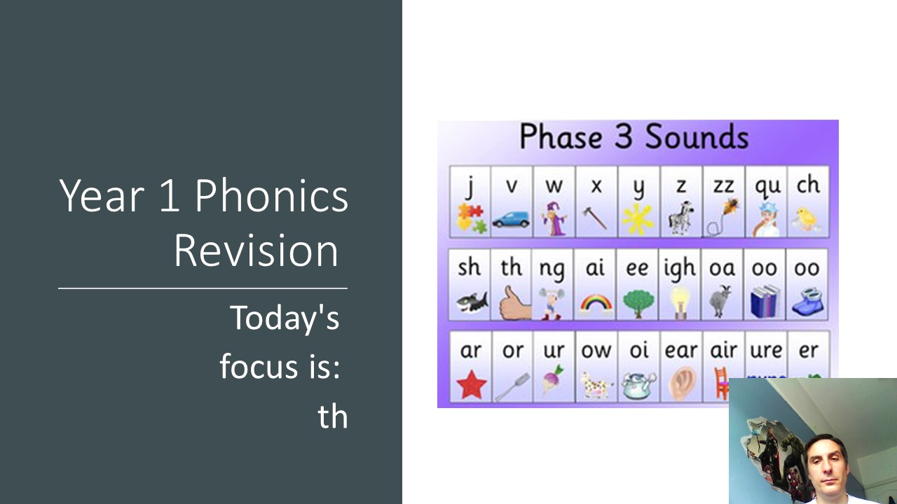 Phonics revision 3 th